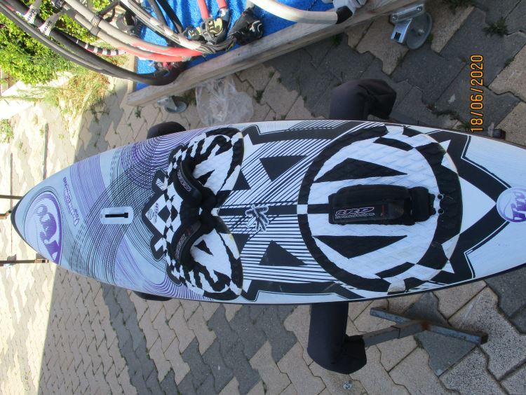 Chinook Leucate Com Flotteur Windsurf Occasion Rrd Hardcorewave Ltd Quad 68 2011